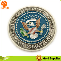 OEM wholesale custom USA army metal challenge coin