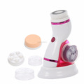 4 in 1 Multifunction Cleaning Instrument Bueaty Care Tools Rotating Facial Massager Electric Face Brush Waterproof Face Massager