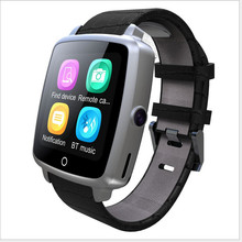 2016 men smart watch U11C with heighter support android phone smart watch bluetooth