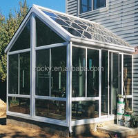 Qingdao ROCKY Glass Sun Room With