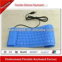 86 keys flexible keyboard marking