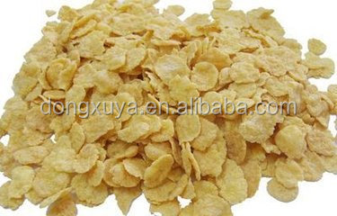 Delicious corn flakes/breakfast cereals production line