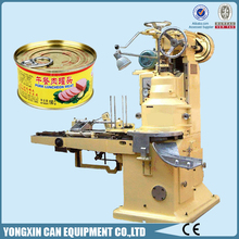 Canned Food Can Sealing Equipment Automatic round fish can sealer machine