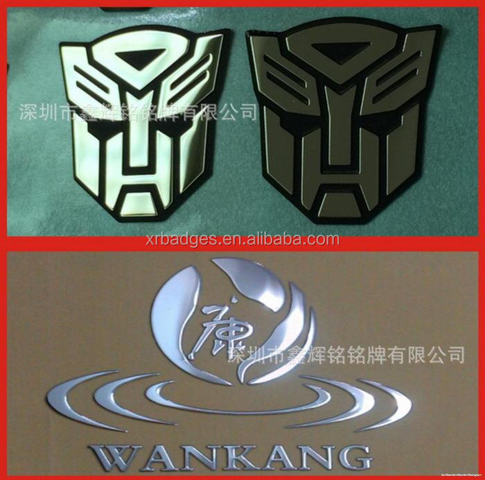 High quality best sell aluminum/tin nameplates