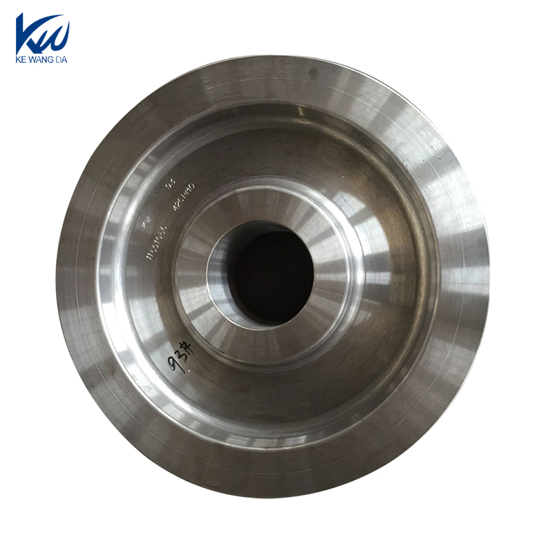 railway forged wheel blank