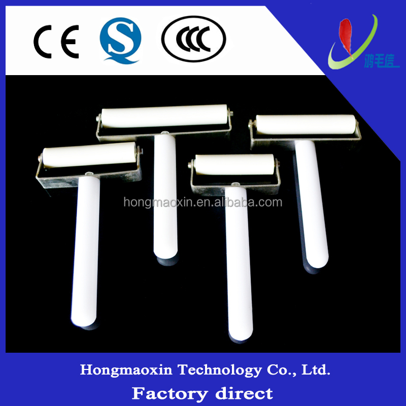 5cm OCA optical adhesive tape <strong>roller</strong> for attaching LCD digitizer assembly screen glass refurbishment