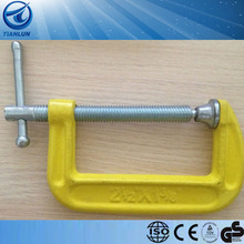 G type woodworking clamp, C clamp