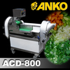Anko electric industrial fruit and vegetable cutter machine