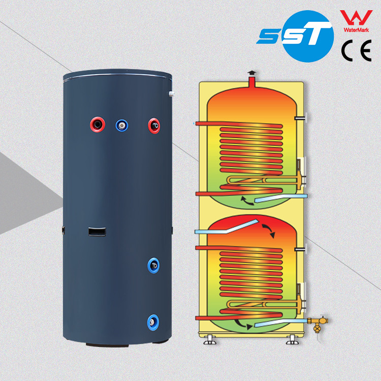All in one domestic hot water air to water heat pump for Domestic hot water heaters