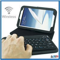 Bluetooth Wireless Soft Silicone Keyboard for Samsung Galaxy Note 8.0