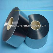 3 micrometer thickness bopp metallized film for capacitor