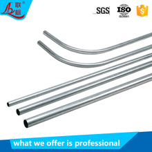 Manufacturer EMT cable tube galvanized rigid steel electrical wire conduits pipe for outdoor electrical installation