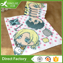 Exported to Japan Cartoon Printed towel