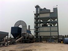 China best quality hot mix asphalt plant/cold mix asphalt plant for sale