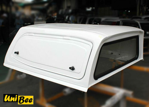 Hardtop Canopy for Commercial Pickup Trucks