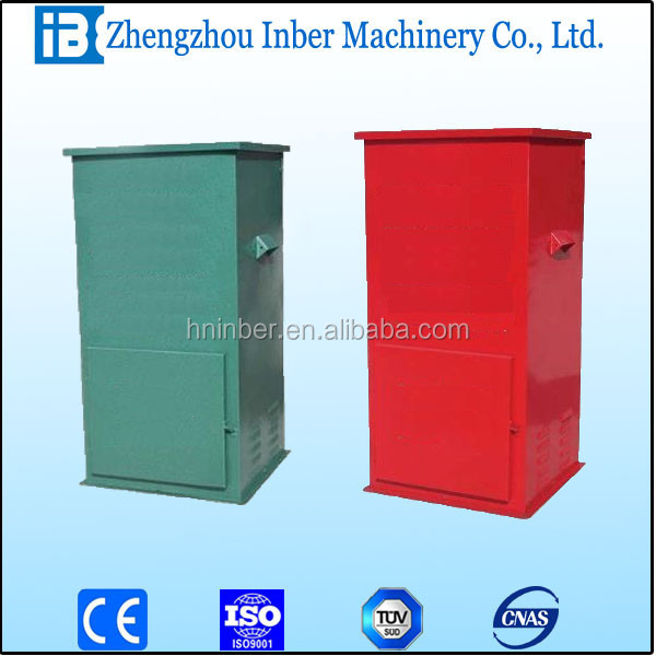 made in china fish farm pond food feeder, bait casting machine used worldwide