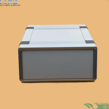AB-15 / 185*507*460mm External dimension custom metal shell Control Box Medical Instrument Aluminium Chassis