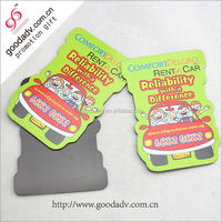 New custom fridge magnetic sticker 1.5mm thickness