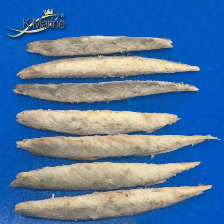 Wholesale Fresh Pacific Fish Made Precooked Frozen mackerel Loins For Sale