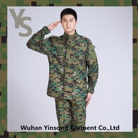 [Wuhan YinSong] german ww2 uniforms Jungle Camoflage Military Uniforms
