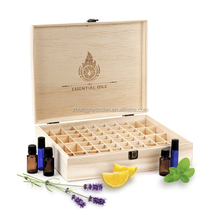 holiday display Essential Oil Wooden Doterra Box Organizer with logo