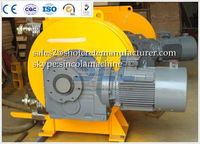 Food process stainless steel peristaltic pump for concrete