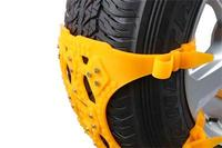 Hot and organic Manufacturer supply kj snow chains for car tires