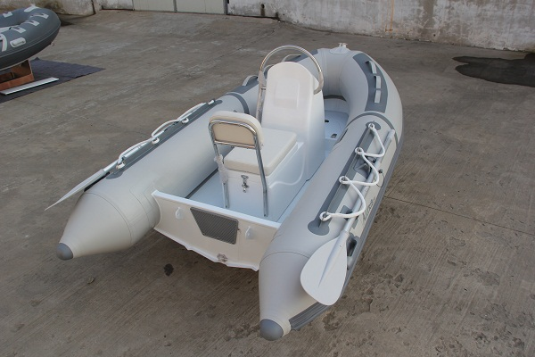 2016 CE Approved 3.8m Inflatable Rigid Hull Boat Luxury Fishing Boat Sale