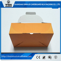 Cheap Wholesale paper box for food