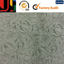 2015 New fancy 100% polyester jacquard fabric