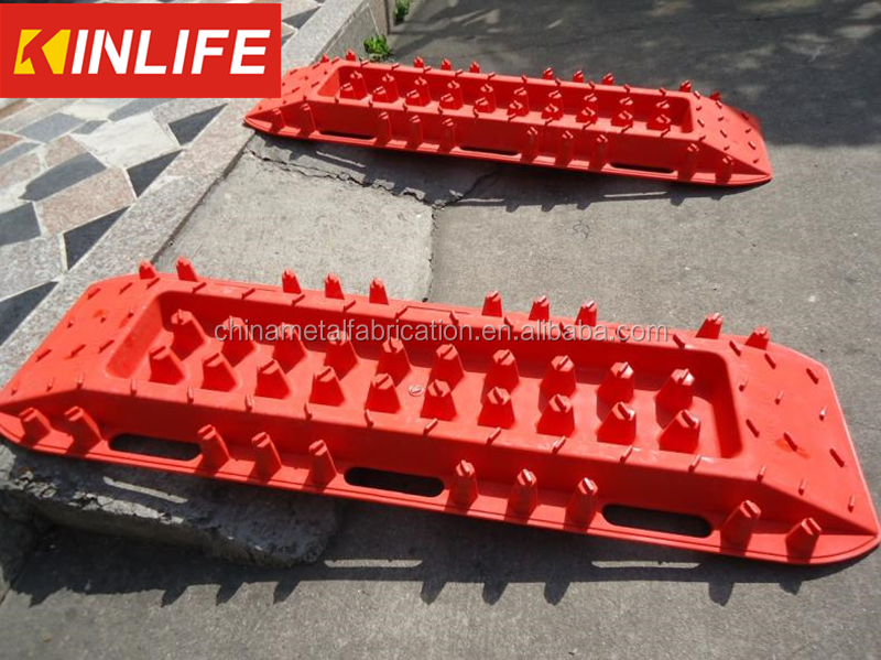 Kinlife sand traction mats 4x4 vehicle recovery tracks