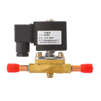 solenoid valve water High Temperature