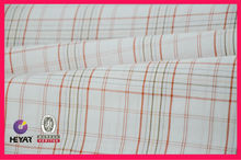 Special Offer formal shirting fabric checked design