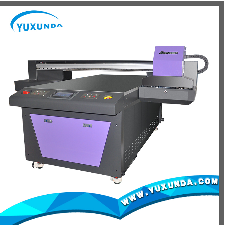 Large format Graphic Image digital flatbed printing machine