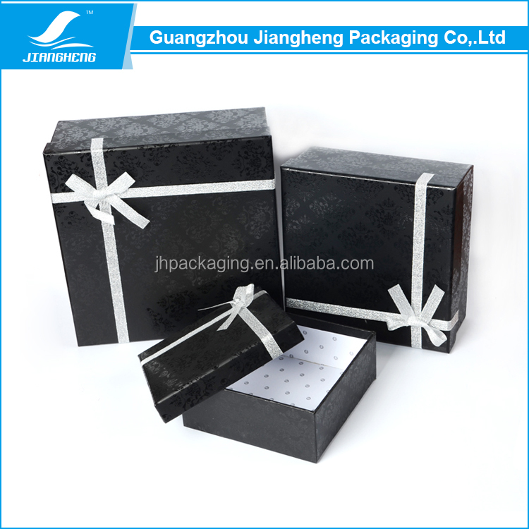 Factory directly sale Cheap paper empty gift craft packing box