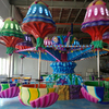 direct manufactory outdoor and indoor children games happy jellyfish rides for sale