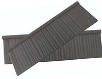 Color Stone Coated Metal Roof Tiles/Asphalt Shingles/Coverage Area