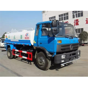 Dongfeng 10 Tons Water Truck With Sprinkler Tank