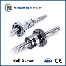 rolled thread ball screws with many model and good price for buyers made in china bearing factory
