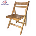 hot sale wooden folding chair
