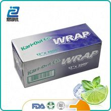 Pe stretch wrapping pe bread cling film
