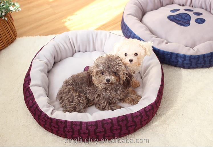 2017New Design Pet Hot Sale Luxury Pet Dog Bed & Large Pet Beds For Dogs hot dog bed