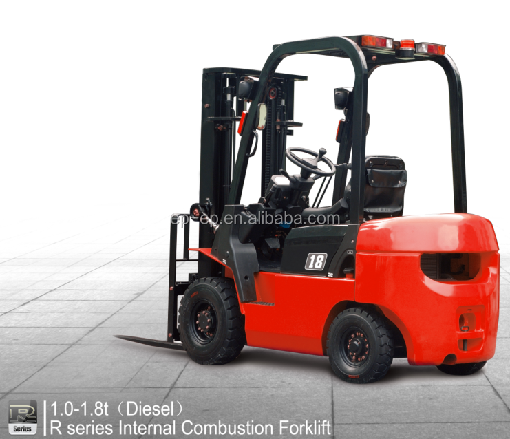 New EP Equipment CPCD18N 1.8t diesel forklift price