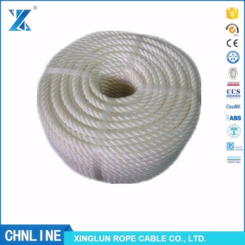 XLROPE Double Braided 18mm-Dia Manila/Sisal Rope