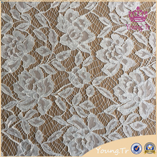 Changle manufacturer price cording lace bridal fabric