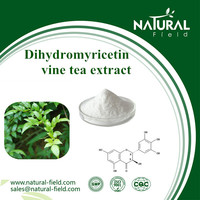 Health care product vine tea extract white dihrdromyricetin powder extract