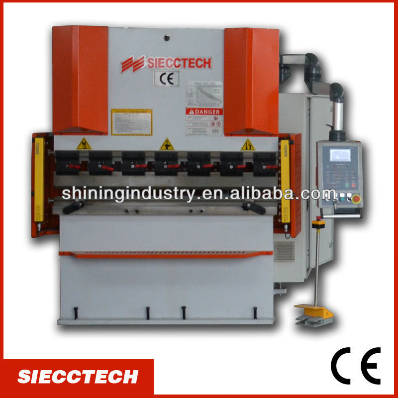 INT'L STANDARD:SIECC-CNC 40TON PRESS BRAKE/HYDRAULIC PRESS BRAKE 40TON