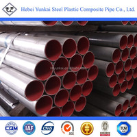 Water Supply Steel Pipes of Lining Plastic