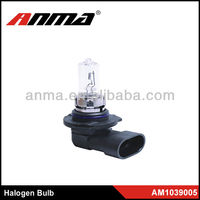 Anma brand energy saving clear automotive gu10 50w halogen spot light bulb