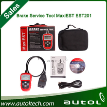 Top-Rated Autel EST201 Electronic Parking Brake Service Tool MaxiEST EST201 Inspects brake system for air